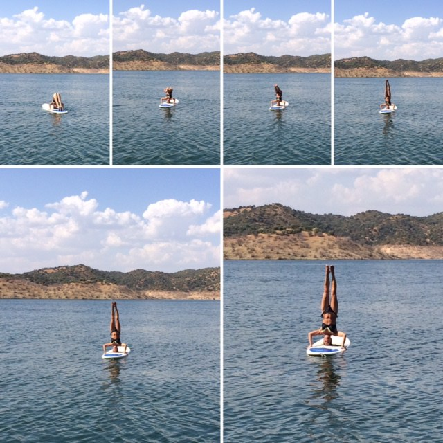 Rebalanced and Ready – SUP Headstand